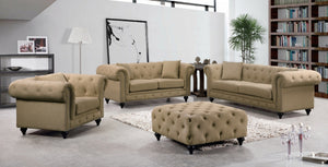 Corayne Living Room Group Beige (Sofa)