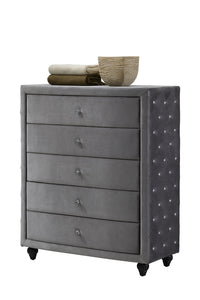Adelle Bedroom Group Grey