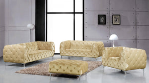 Eyani Living Room Group Beige (Sofa)
