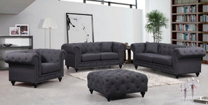Corayne Living Room Group Grey (Sofa)