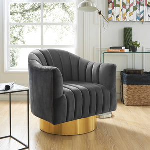 Accent Chair- FDCMF70520GY