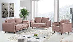 Frendria Living Room Group Pink (Sofa)