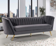 Brienne Living Room Group Grey (Sofa)