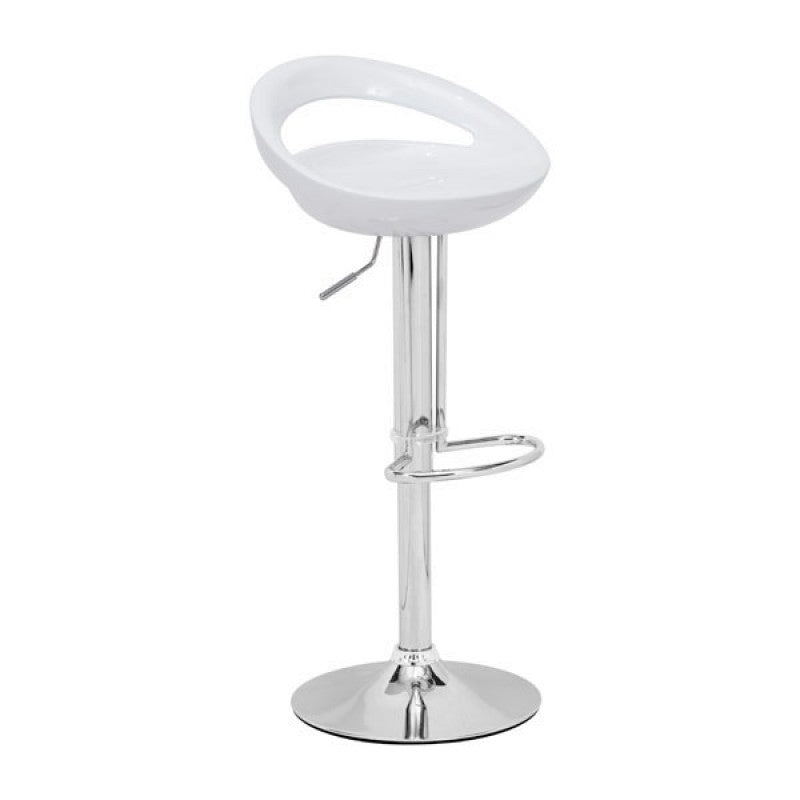 Allie Barstool White