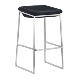 Bounce Counter Stool Dark Gray