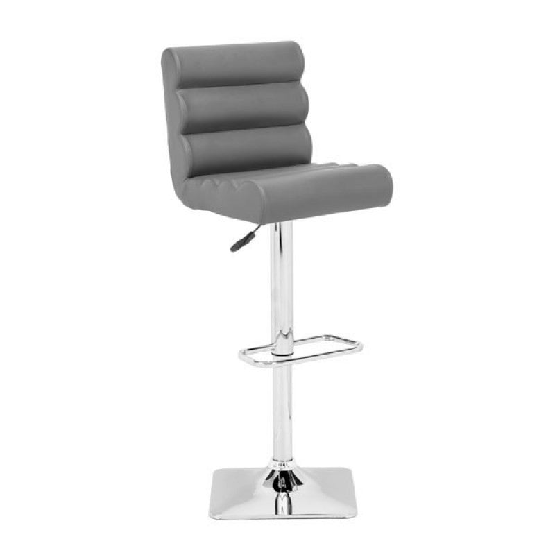 Gabel Bar Chair Gray