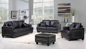 Aprii Living Room Group Black (Sofa)