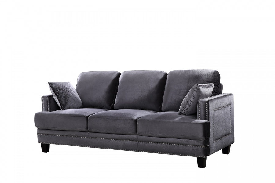 Monid Living Room Group Grey (Sofa)