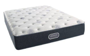 Simmons® Beautyrest® Silver Afternoon Sun Plush Mattress King (Click for More Sizes)