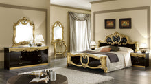 Coletti Black and Gold Bedroom Set