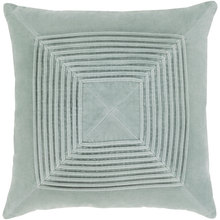 "Decorative Pillow Teal 18"" FDC06AKA0011"