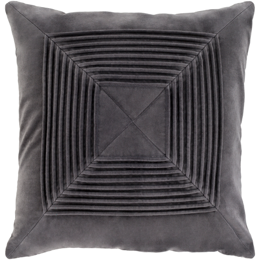 Decorative Pillow Charcoal 18