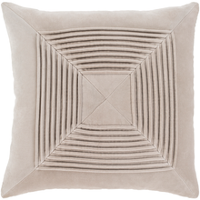 "Decorative Pillow Beige 18"" FDC06AKA008"