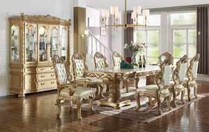 7pc Dining Room Set: Table and 6 Chairs- FDCMF70703