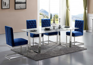 Fama 5pc Dining Room Set: Table and 4 Chairs-FDCMF70735NY