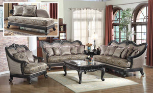 Court Versailles Living Room Group (Sofa)