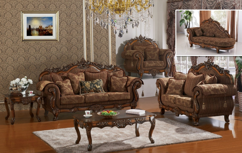 Gabriella Living Room Group (Sofa)