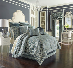 Luxury Comforter Set - FDCJQSIC Teal