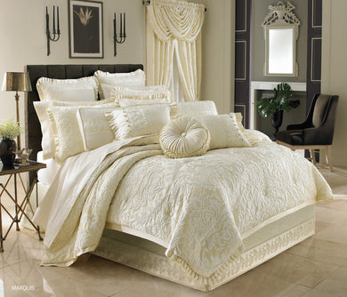 Luxury Comforter Set - FDCJQMAR Ivory