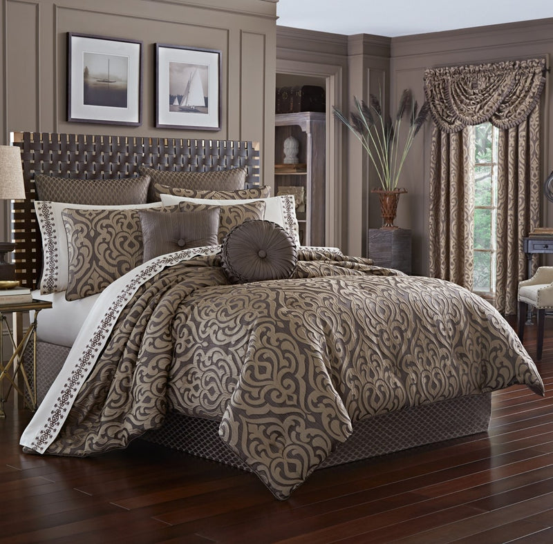 Luxury Comforter Set - FDCJQAST Mink