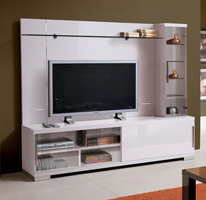 Soho Wall Unit White