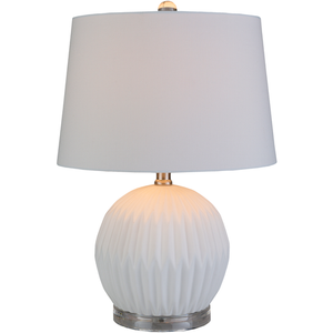 "FDCLA-99BEN99003 Table Lamp 19""H"