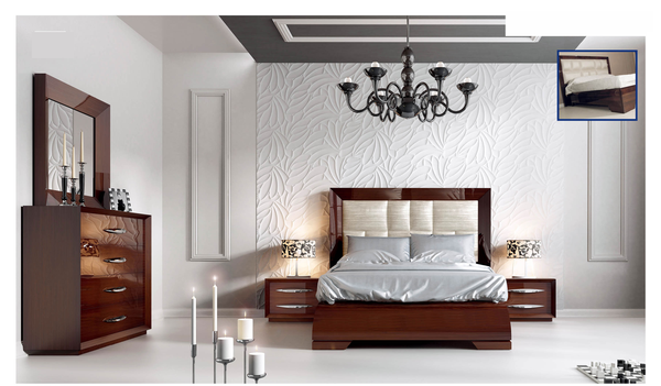 Fiesta Walnut Bedroom Collection