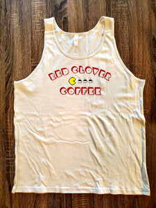 Pac Man Tank - Red Clover Coffee