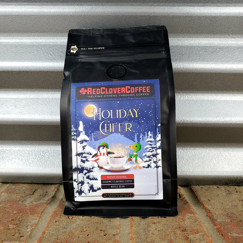 Holiday Cheer: Winter Seasonal - Red Clover Coffee