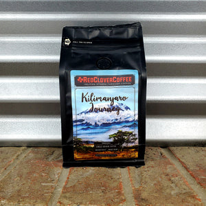Kilimanjaro Journey: Medium Roast - Red Clover Coffee