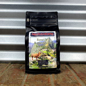 South American Sunrise: Light Roast - Red Clover Coffee
