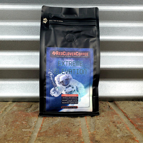Extreme Elevation: Highly Caffeinated - Red Clover Coffee