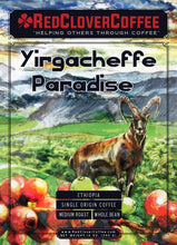 Load image into Gallery viewer, Yirgacheffe Paradise: Medium Roast - Red Clover Coffee