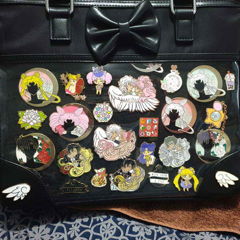 sailor moon ita bag