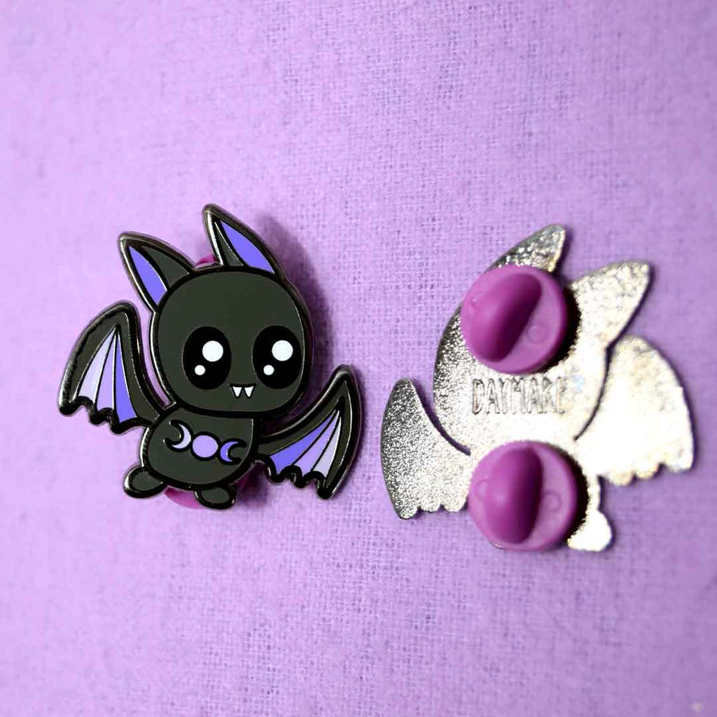 Bat Pin | Moon Classic - Daymareshop