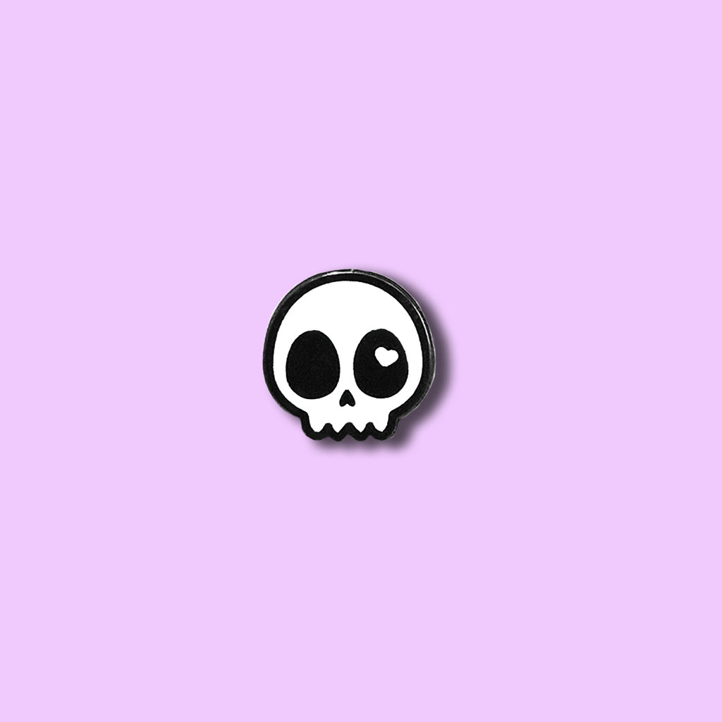 Skull Lapel Pins - Daymareshop