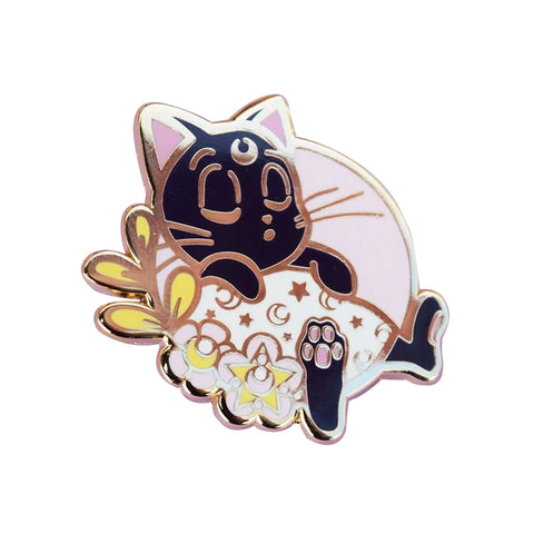 Sailor Meow | Black Kitty