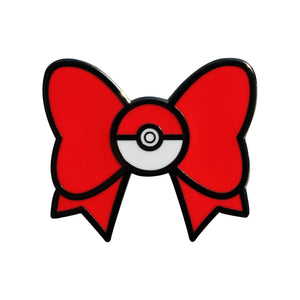 Pokebow Pin