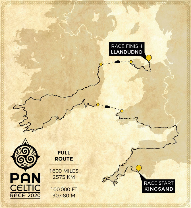Pan Celtic Race: How we met our latest Ambassador