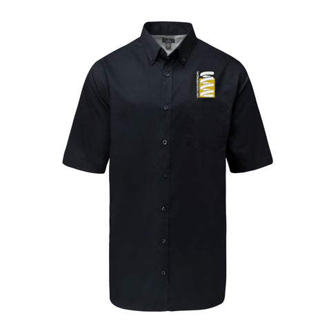 ION² RedKap Work Shirt, short Sleeve, NVY