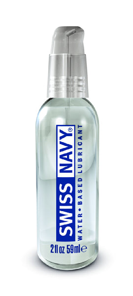 Swiss Navy Water Based Lubricant 2oz/59ml