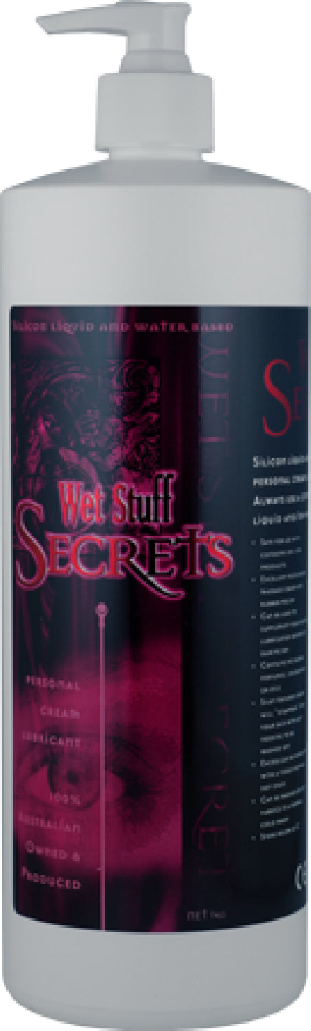 Wet Stuff Secrets - Tube
