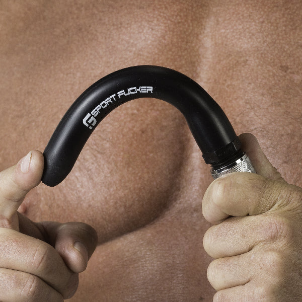 Locker Room Hose Black 6in