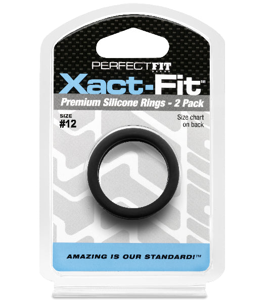 Xact-Fit #12 1.2in 2-Pack