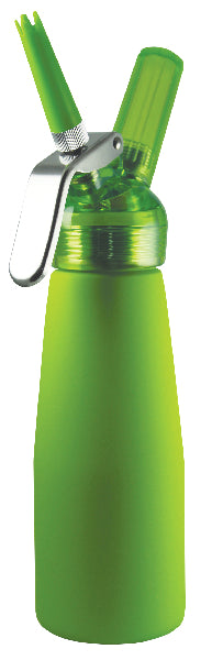 Special Blue 1/2 Pint Whip Cream Dispenser Green