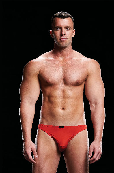 Low Rise Moonshine Brief Red