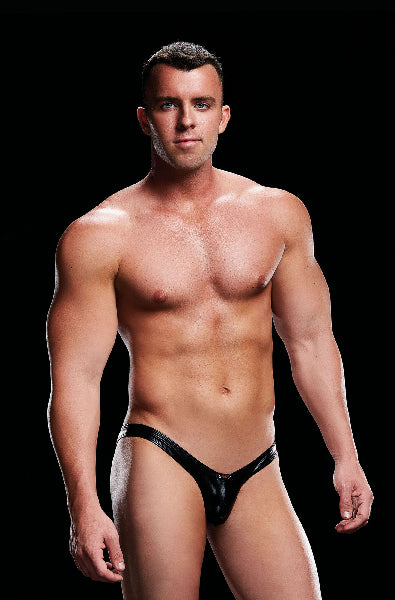 Low Rise Brief Black