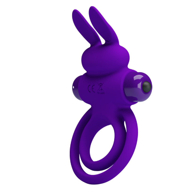 Vibrant Penis Ring III (Purple)