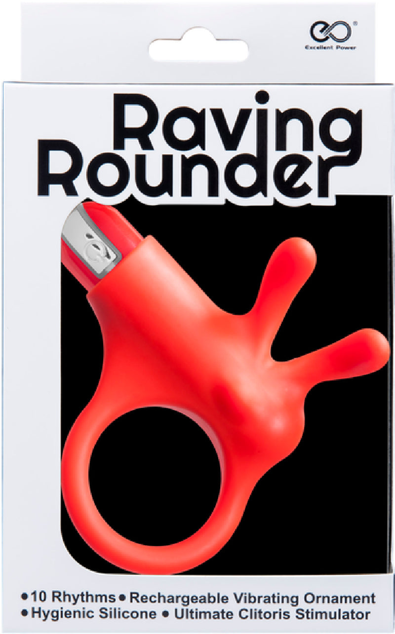 Raving Rounder Cockring