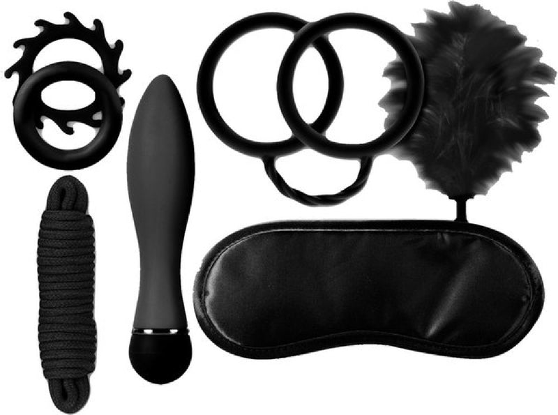 The Mean Couple Romance Kit (Black)